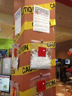 banned books week shredded books program