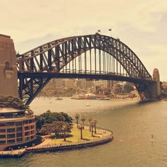 Sydney Harbour Bridge Australia 2016  #australia#sydney#harbour#bridge#harbourbridge#sydneyharbourbridge#beautiful#amazing#stunning#ocean#water#yachts#boats#trees#palms#buildings#carnival#cruise#cruising#ccl#carnivalcruiselines#fun#funny#sunny#sun#great#weather#life#smile#lifeisbeautiful by kolyaval http://ift.tt/1NRMbNv