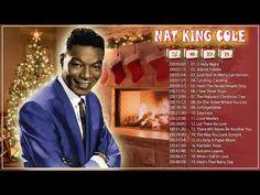 Nat King Cole Christmas Album 2019 - Nat King Cole Christmas Songs 2019 - YouTube Best Christmas Songs, Christmas Albums, Christmas Music, Michael Buble, Nat King Cole Christmas, Holy Night, Relaxing Music, Singing, Youtube