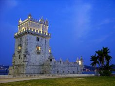 Belem Tower, Lisbon.  Author. Aires dos Santos. Accomodations: http://www.feriasemportugal.pt/en/lodgings/key-lisboa/