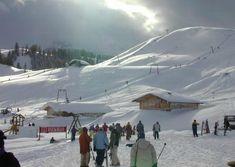 Almenwelt Lofer (family ski area) - Lofer, Austria