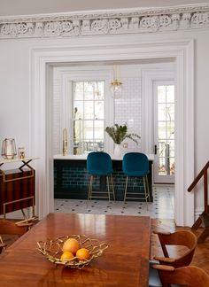 Classic or Unique Customer Flooring | Kitchen | Mercury Mosaics