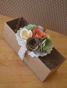 Bag Gift Box - beautiful!