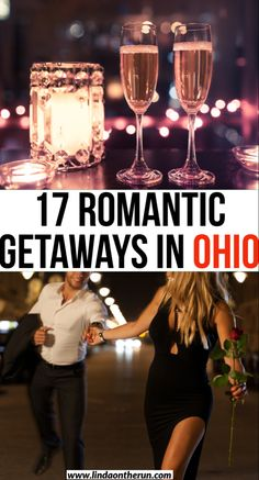 Here are 17 Romantic Getaways in Ohio for couples (from a native Ohioan)| Where to stay for a romantic getaway in Ohio| Where to visit during a romantic getaway in Ohio #ohio #travel #romantic #usa Best Romantic Getaways, Romantic Escapes, Romantic Travel, Travel Advice, Travel Tips, Travel Reviews, Road Trip Usa, United States Travel, Honeymoon Destinations