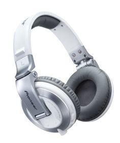 Pioneer HDJ-2000 White #dj #club #rave #plur #trance #music #headphones #mixer