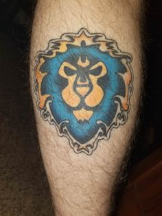 Horde Crest Tattoo