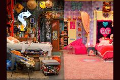 Are You A Girly Girl Or Tomboy Sam Cat Sam And Cat Cat Bedroom