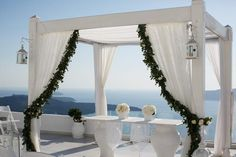 Wedding ceremony decoration- Dana Villas