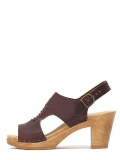 9db89334b7e No6 Cut Out Weave on a High Heel Wish Clothing