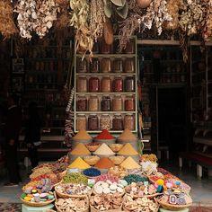 Salaam 3alikome, Moroccan Herbs & Spices  سلام عليكم، الاعشاب و التوابل المغربية  #ProudlyMoroccan