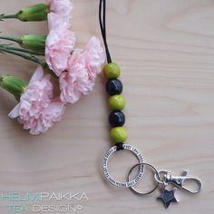 Helmipaikka Oy - Joka päivä on korupäivä - Helmipaikka. Id Badge, Necklaces, Bracelets, Personalized Items, Jewelry, Fashion, Moda, Jewlery, Bijoux