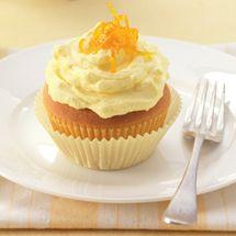 Lemon Curd Cupcakes with Lemon Buttercream