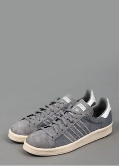743779e08cf3 Adidas Originals x Kazuki Campus 80 s 84-Lab Grey Teen Guy Fashion
