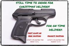 Still time!   New products this week! Ruger LC9 Ruger LC9S M&P Shield 45 XD/XDM/MOD2