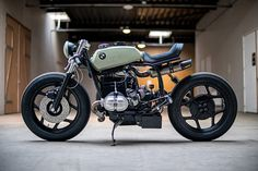 "reactualization: ""The Mutant: An Angry BMW R80 by Ironwood Motorcycles """