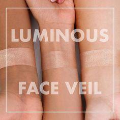 #Luminous #FaceVeil #Highlighter #Iluminador #Makeup #Girlactik