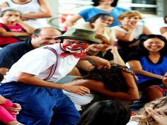 Em novembro, o humor circense continua a animar os finais de semana dos pequenos no Sesc Vila Mariana, com entrada Catraca Livre.
