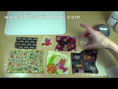 How To Resin Your Fabrics - Make Jewelry, Buttons, Pins and More!  by Little Windows - http://videos.silverjewelry.be/pins/how-to-resin-your-fabrics-make-jewelry-buttons-pins-and-more-by-little-windows/