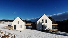 Moderní venkovské sídlo s tradičním pojetím   EARCH.