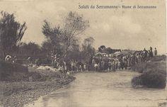 SERRAMANNA (1914) Fiume
