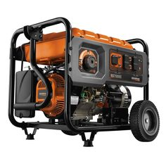 Generac RS. This is one of the products I helped design, very proud of the product and the team that helped bring it through production.