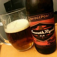 Bridge Port Brew Smooth Ryed Ale