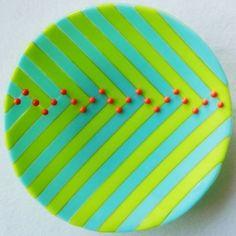 Homemade designed plates