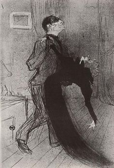 """The Fainting"" - unpublished lithograph by Henri de Toulouse-Lautrec Henri De Toulouse Lautrec, Illustrations, Illustration Art, Art Institute Of Chicago, You Draw, Renoir, French Artists, Edgar Degas, Van Gogh"