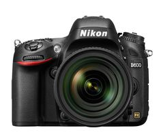 With full-frame power, the 24.3 megapixel Nikon D600 makes a great choice of professional DSLR cameras that's made for avid photographers. For those looking to capture next-level pictures, Nikon D600 can make a hefty choice, starting at a base price of $2099.95.