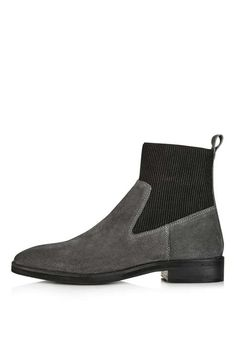 ANA Elastic Ankle Boots - Shoes