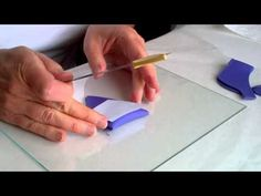 Folded Beads Part 1 of 2 - YouTube