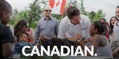 @JustinTrudeau: #OldStockCanadians #NewStockCanadians #CanadiansPeriod  via Twitter @AlistairReign & AlistairReignBlog.com