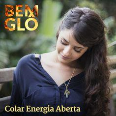 Colar Energia Aberta, para você que não abre mão de ter sorte e beleza!   #bemglo #colarenergiaaberta #tudodebemglo