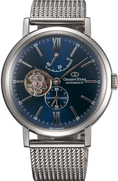 ORIENT watch ORIENTSTAR Automatic WZ0151DK Men