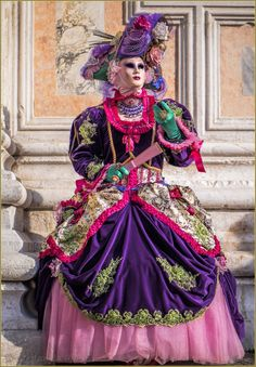 Carnaval Venise 2016 Masques Costumes | page 33
