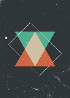 Showcase of Amazing Geometric & Polygonal Artwork