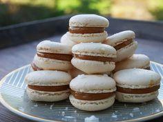 Fika, Macarons, Tart, Caramel, Bread, Candy, Cookies, Sweet, Desserts
