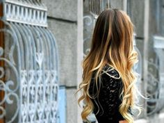 Trendy Ombre Hairstyles for Brunettes