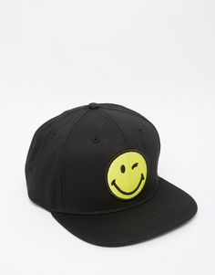 aa9c8a99ef9a5 ASOS Snapback With Superman Logo ( 26) ❤ liked on Polyvore ...