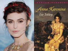 Keira Knightley @ Anna Karenina movie