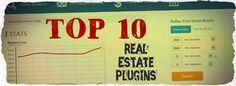 Real Estate Plugins  -- http://www.jasonfox.me/top-10-real-estate-plugins-for-wordpress -- #RealEstate #Tools #WP #Plugins #IDX