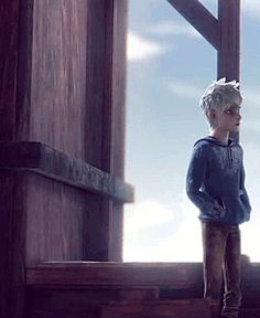 Don't be sad Jack :( /// rotg rise of the guardians