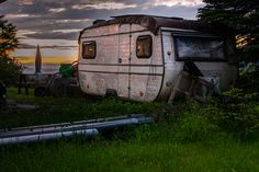 Forgotten autocar