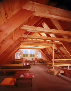 How To Finish Attic Walls And Ceilings