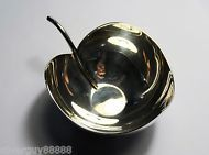 Christofle Silver leaf bowl Leaf Bowls, Antiques, Silver, Antiquities, Antique, Money