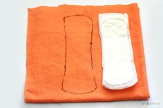 Am I crazy for considering this?? Make Your Own Reusable Menstrual Pads Step 1.jpg