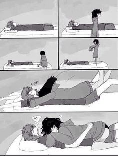 This is literally what i do when i want to cuddle with my boyfriend! <3