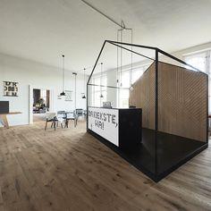 United Digital Group. Office Design. Hamburg & Düsseldorf