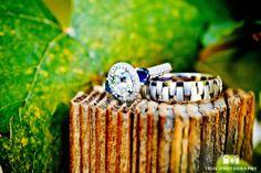 Wedding Rings | Sparkle & Shine / national wedding photographers
