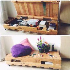 ePalé Decoración Diseñamos productos funcionales a partir de la reutilización de estibas de madera. (Medellín / Bogotá) instagram.com/epaledecoracion